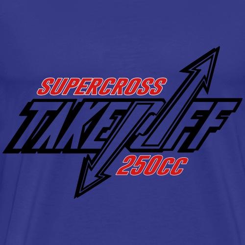 TakeOff-Supercross250cc - Men's Premium T-Shirt