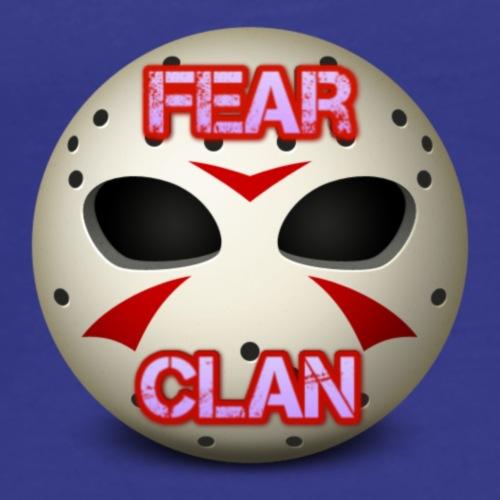 Fear Clan Logo - Men's Premium T-Shirt