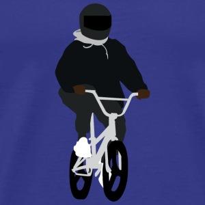 Biking Kanye - Men's Premium T-Shirt