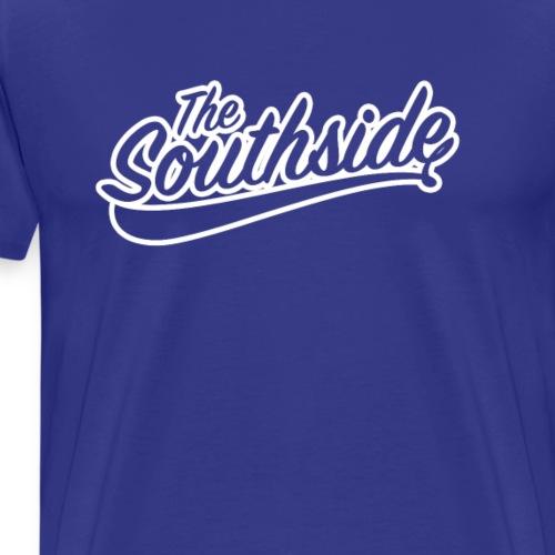 southside cut out - Men's Premium T-Shirt