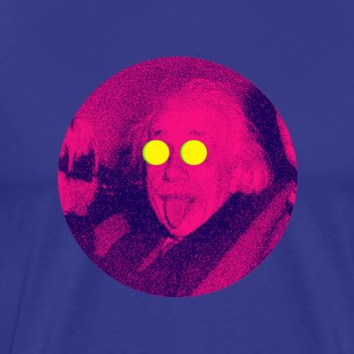 Like Einstein but not so much - Men's Premium T-Shirt