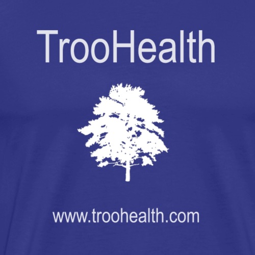 TrooHealth Tshirt - Men's Premium T-Shirt