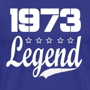 73 Legend - Men's Premium T-Shirt