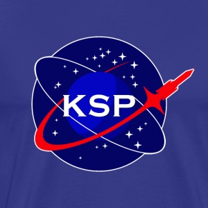 KSP Agency Logo - Men's Premium T-Shirt
