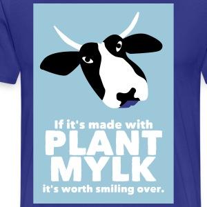 Smiling Cow - Men's Premium T-Shirt