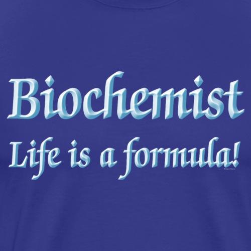 Biochemist Formula Light - Men's Premium T-Shirt