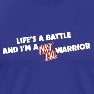 The NXT LVL Warrior - Men's Premium T-Shirt
