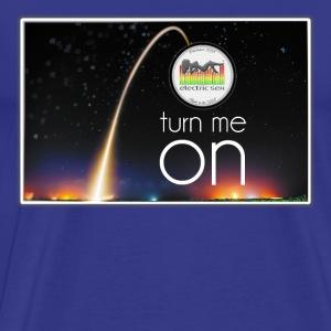 Turn Me On [Apparel] - Men's Premium T-Shirt