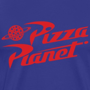 Pizza Planet - Men's Premium T-Shirt