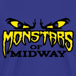 Monstars of Midway - Men's Premium T-Shirt