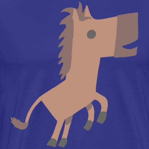Horse - Men's Premium T-Shirt