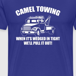 Camel Towing - Men's Premium T-Shirt