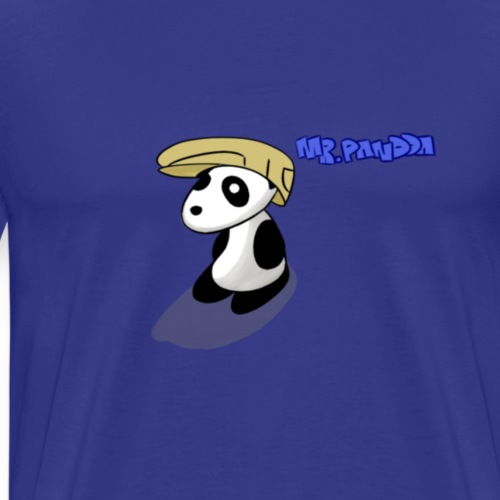 panda T shirt design - Men's Premium T-Shirt