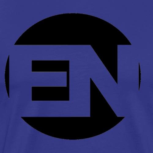 EN Logo-Black - Men's Premium T-Shirt
