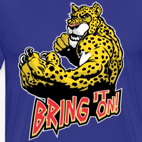 Bring It On!!! - Men's Premium T-Shirt