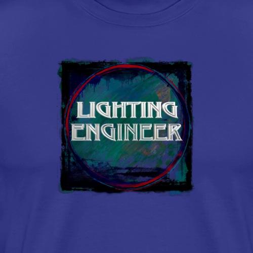Lighting Engineer New Design - Men's Premium T-Shirt