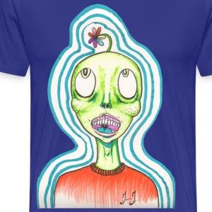 Flowerhead by Jessica J - Men's Premium T-Shirt