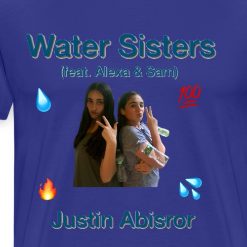 Water Sisters - Men's Premium T-Shirt