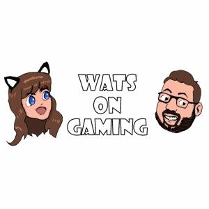 Wats_On_Gaming Logo - Men's Premium T-Shirt