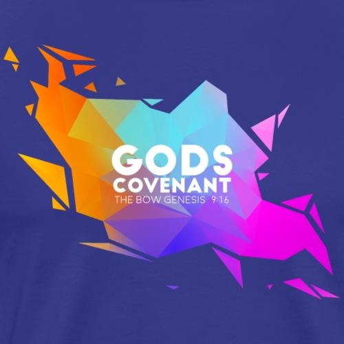 Gods Covenant V4 - Men's Premium T-Shirt