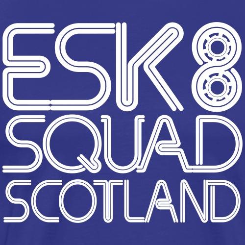 Esk8Squad Scotland - Men's Premium T-Shirt