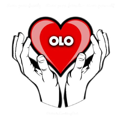 Love OLO - Men's Premium T-Shirt