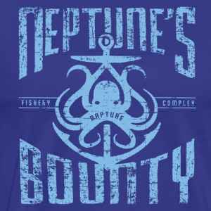 Neptunes Bounty - Men's Premium T-Shirt