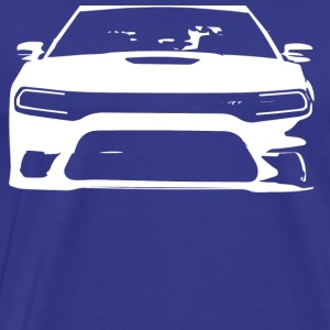 White SRT - Men's Premium T-Shirt