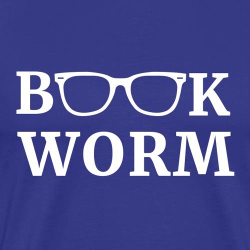 Book Worm - Men's Premium T-Shirt