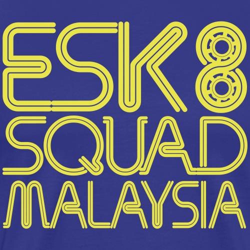 Esk8Squad Malaysia - Men's Premium T-Shirt