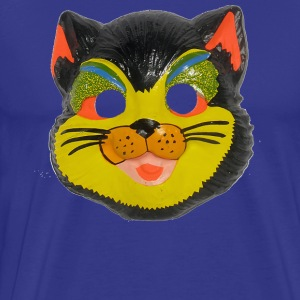 Cat Mask - Men's Premium T-Shirt