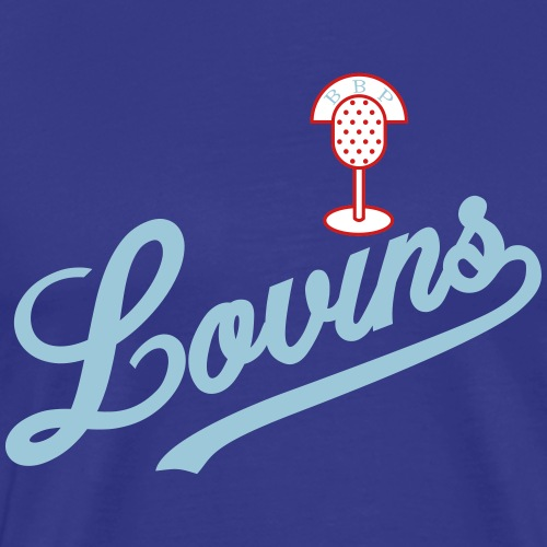 Lovins Baseball - Men's Premium T-Shirt