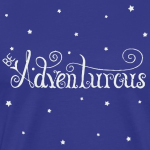 Be Adventurous - Men's Premium T-Shirt