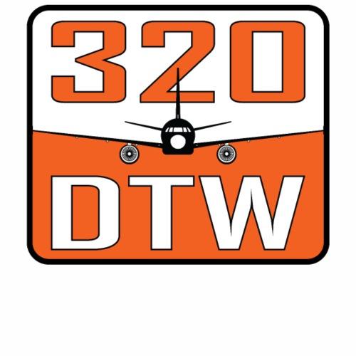 DTW 320 - Men's Premium T-Shirt