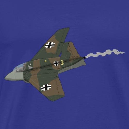 ME 163 Komet - Men's Premium T-Shirt