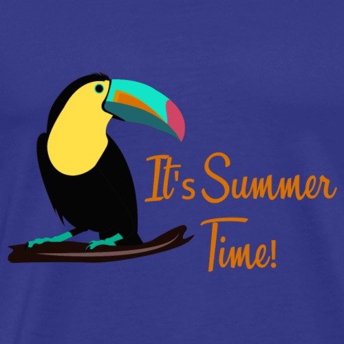 It's Summer Time! - Men's Premium T-Shirt