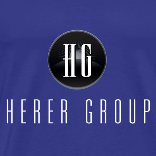 Herer Group Logo Dark Garments - Men's Premium T-Shirt