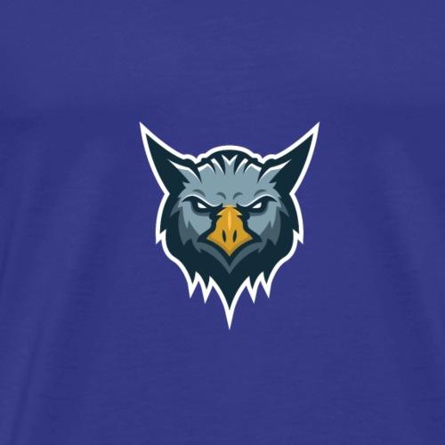Mascot head stroke - Men's Premium T-Shirt