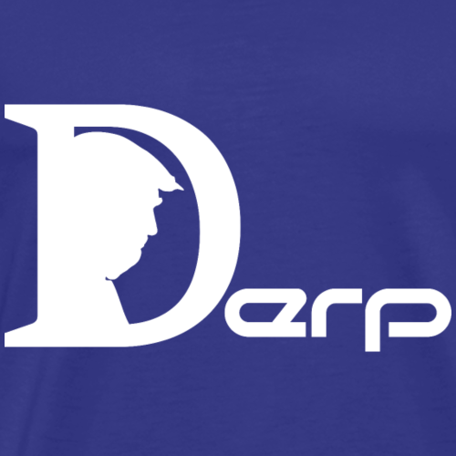 Hidden Derp - Men's Premium T-Shirt