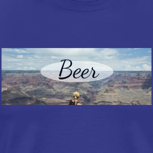 Beer Mountains - Men's Premium T-Shirt