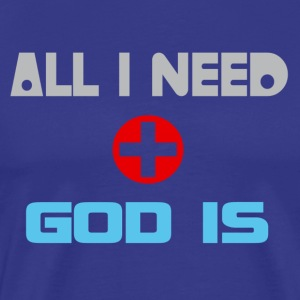 made by HCornier - Men's Premium T-Shirt