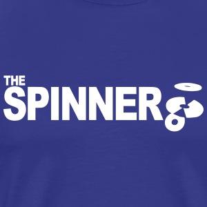 The Spinner - Men's Premium T-Shirt