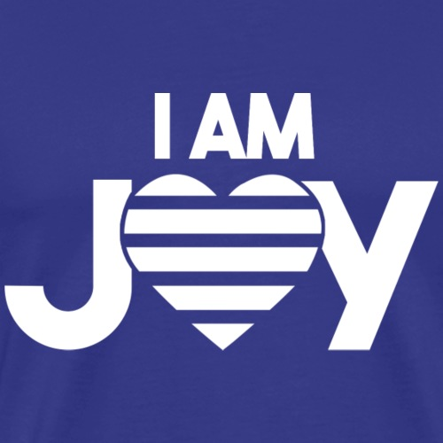 I AM JOY Affirmation - Men's Premium T-Shirt