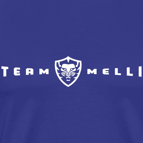 Team Melli Lion - Men's Premium T-Shirt