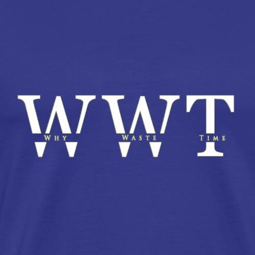 2015wwt4gold - Men's Premium T-Shirt