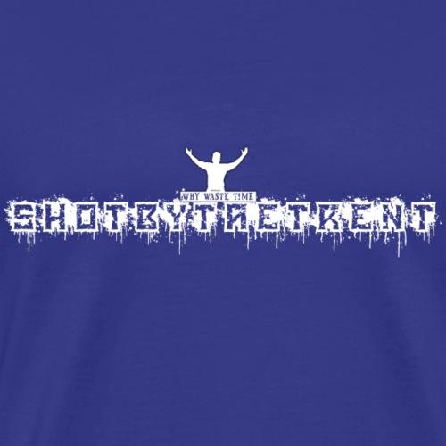 shotbytaetrent - Men's Premium T-Shirt