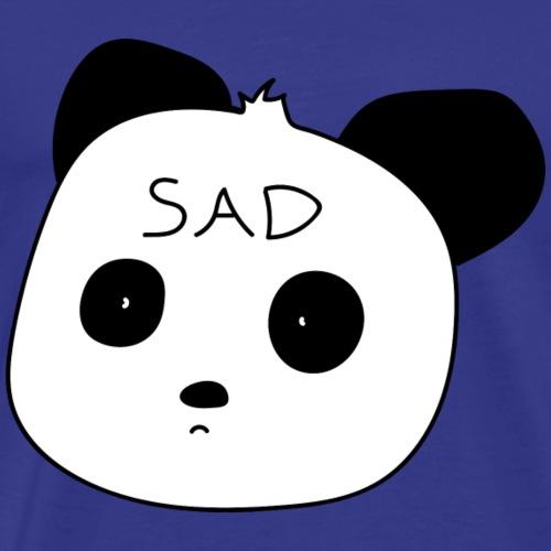 Sad Panda - Men's Premium T-Shirt
