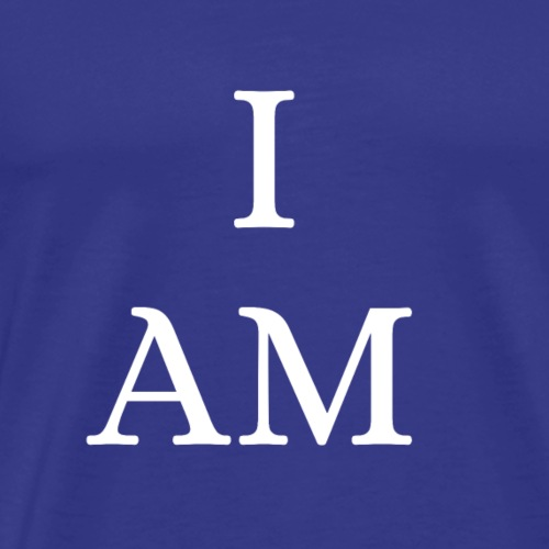 I AM 2 SPREAD - Men's Premium T-Shirt
