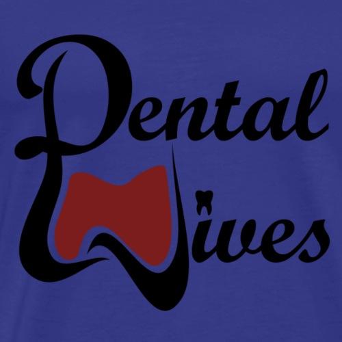 Dental Wives Logo - Men's Premium T-Shirt