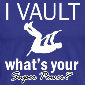 vault design - Men's Premium T-Shirt